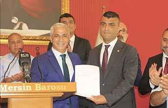 Baronun yeni Başkanı Gazi Özdemir