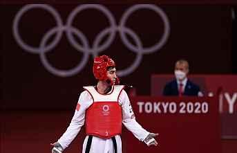 Tokyo da ilk altın madalya Hakan Reçber