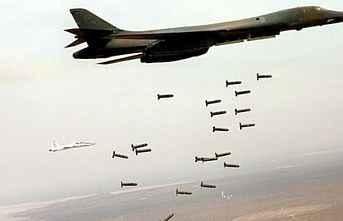 Yangın, Uçak bombalarıyla söndürülebilir