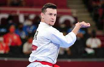 Ali Sofuoğlu, karatede bronz Madalya