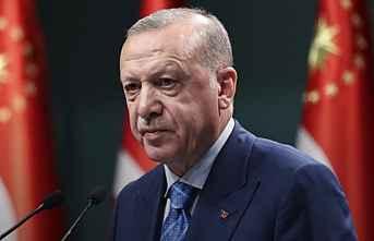 """Cumhurbaşkanı Erdoğan: """"Her.."""