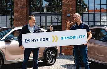 Hyundai Hidrojendeki Adımlarını Sıklaştı