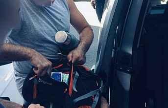 İstanbul'da kundakçı yakalandı.