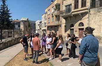 Mezitli B. Misafir Öğrencileri Tarsus'da