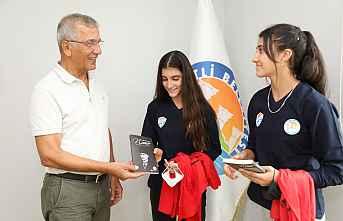 Mezitli'den Galatasaray'a transfer heyecanı
