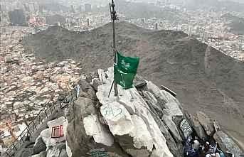 Peygamber Efendimiz HIRA dağında yaptığı