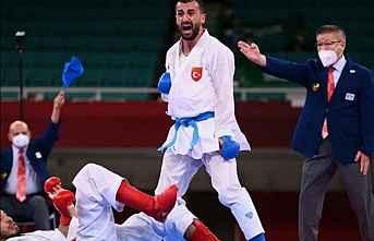 Uğur Aktaş, Tokyo Olimpiyatları'nda bronz