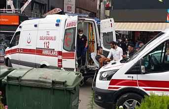 Ankara Sincan 3 kişi yaralı