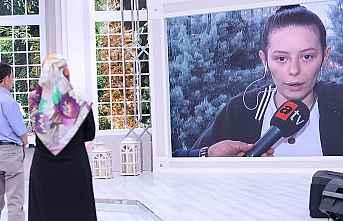 Esra Esra Erol, kızı yayına çıkmadan buldu