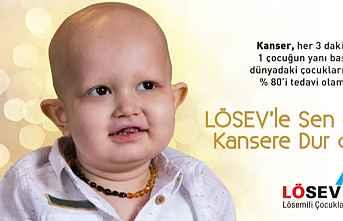 Lösemi, çocukluk çağı kanseridir