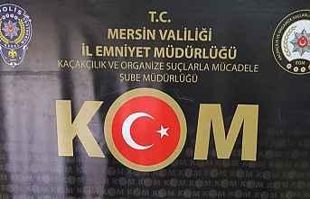 Mersin'de Tefeci Vurgunu baskını
