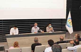 2022 Mezitli Belediye Bütçesi Kabul Edildi