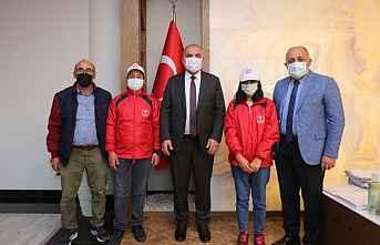 "CANİK'TE YOZGAT'TAN ""KARDEŞLİK"" ZİYARETİ"