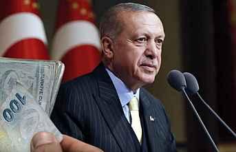 Erdoğan, 3600 ile ilgili müjdeyi verdi