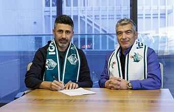 Iğdır FK. Bayram Toysal ile el sıkıştı