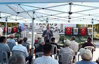 Tarsus Belediyesi'nin Ata Mirası tohumları