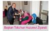 Başkan Tollu'nun Huzurevi Ziyareti