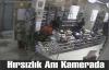 Hırsızlık Anı Kamerada