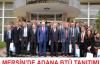 Mersin'de Adana BTÜ Tanıtımı