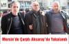 Mersin'de Çarptı Aksaray'da Yakalandı