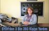 SYDV'den 3 Bin 393 Kişiye Yardım