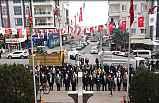 Toroslar'da tek nefes olarak İstiklal Marşı okundu.