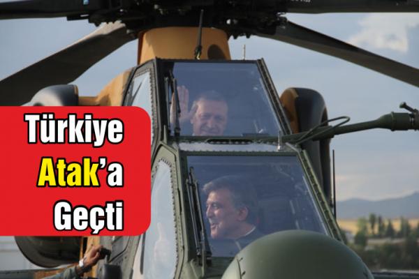 Türkiye Atak'a Geçti