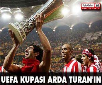 UEFA'da şampiyon Atletico Madrid