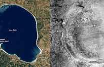 Bakan Kurum; Salda Gölü  bilim dünyasına ışık tutacak