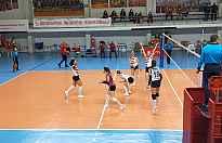 Büyükşehir Kadın Voleybol Finalde